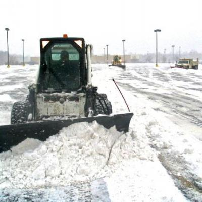 Commercial Snow Plowing Service Costs and Quotes